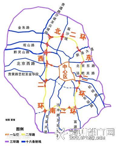 贵阳飞机坝改造地图